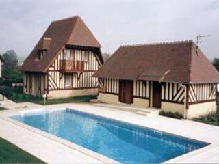 maison de 3 chambres à coucher dans l'élégante station balnéaire de Deauville