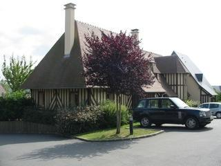 3 bedroom house in stylish beach resort  Deauville