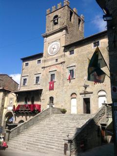 Cortona Town Centre - Piazza della Repubblica