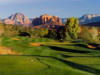 Beautiful home in the Sedona Golf Resort