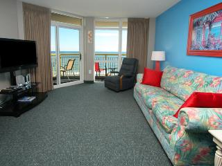 BAYWATCH 2 BR N Myrtle Beach/125 sq ft Balcony, North Myrtle Beach