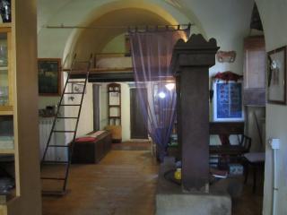 loft al piano terra dentro una antica villa, Calci