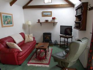 sitting room, with comfy sofa