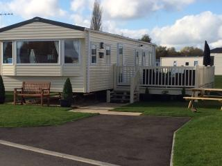 Superior caravan at beautiful tattershall lakes