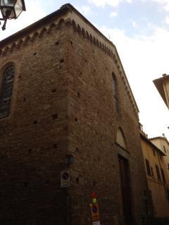 chiesa san remigio p.za di san remigio. firenze centro storico.