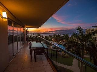 Amazing Ocean Views from INSIDE the condo with Wrap Around Lanai!!  Honua Kai