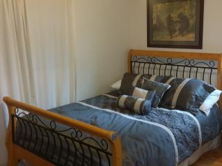 Typical Queen Bedroom in Cabin 1,2 or 3