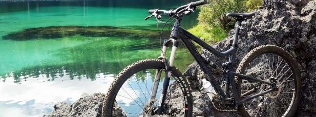 Vélo de montagne de l'Amérique #1 VTT Trail - Sentier de la rivière McKenzie