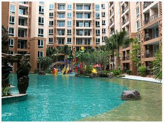 New 1-bed apartment. Atlantis Condo Resort Jomtien. C 526