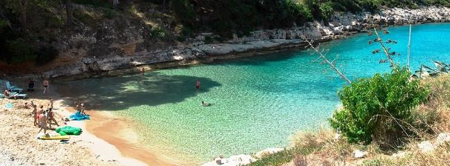Travel + Leisure - you can enjoy one of  Top 10 Europe's Secret Beaches -
