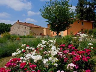 Orciaia country villa, San Casciano in Val di Pesa
