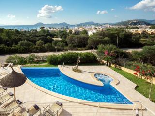 Luxury Villa with Sea views in Puerto Pollensa
