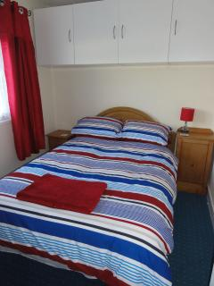 Double bedroom - all bedding provided, including extra duvets & blankets (& hot water bottles!)