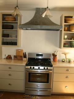 Kitchen -modern appliances