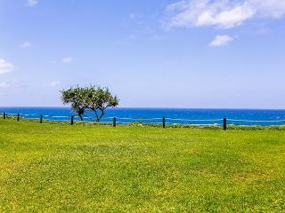 Pali Ke Kua 131: Affordable studio sleeps 4, great view, easy beach access!, Princeville