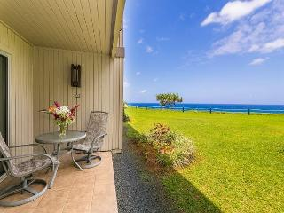 Pali Ke Kua 132: Affordable 1br/1ba with great view, easy beach access, Princeville