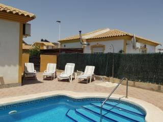 2 Bed Villa, Own Pool, Wi-Fi, Nintendo & Air Con