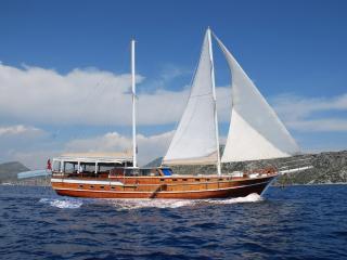 M104 Marmaris 8 cabins Standart Yacht