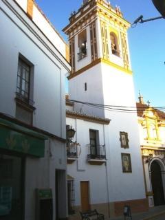 église centre de Coria