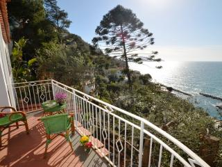 Walk to Town Villa with Sea and Island Views - Villa Carla