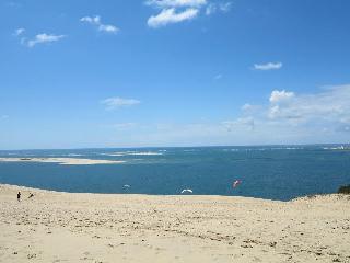 The famous sand dune 'Dune du Pilat'
