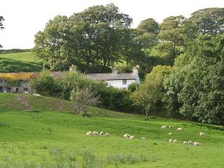 Set in the hill side, surrounded by stunning countryside