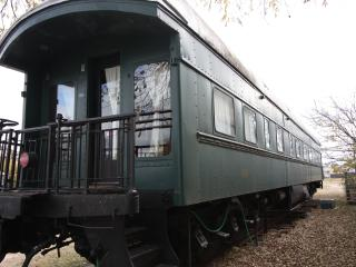 1894 Private Pullman Palace Car - Very Unique Stay