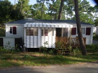 Magnifique mobil home dans camping 4 étoiles