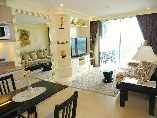 Pattaya, New five star condo, 1 Bedroom, 48m2.