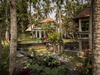 Bali Pure Luxury for Big Group 9 beds/AC/2Pools, Candidasa