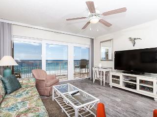 Condo #6011:Amazing Gulf view! Kitchen, w/d, WiFi, DVD, pool, FREE BCH SVC, Fort Walton Beach