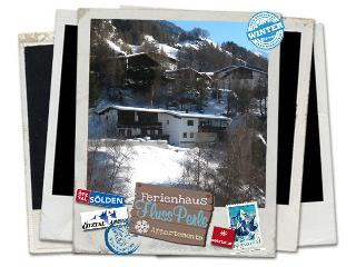 Ski Cabin Flussperle Solden - apartment for 6-10, Soelden