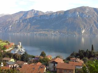 Apartment Belvedere spectacular lake view garden and location, sleeps 2-6