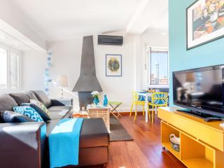 Beautiful attic with a terrace, great location, Rome