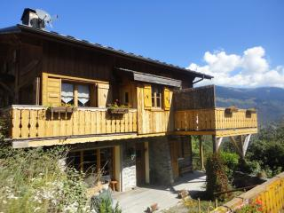 4 star luxury, spacious 94sqmGarden Apt, Chalet Champetre, Meribel The 3 Valleys