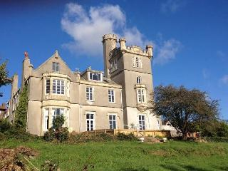 Devon: Teignmouth Luxury Gothic Mansion/ Fairytale Castle