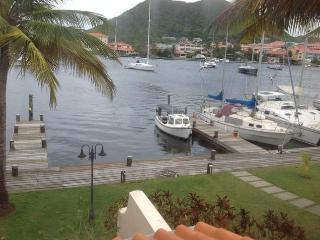 Luxury Condominium on Marina with Private Dock, Gros Islet