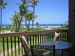 Kaha Lani Resort #206-OCEANVIEW, 2nd Fl, King Bed!, Lihue