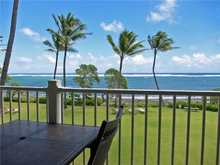 Kapaa Shore Resort #202-OCEANFRONT!King Bed!