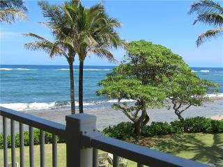 KS227-OCEANFRONT, Washer/Dryer, Wifi, Full Kitchen, Kapaa