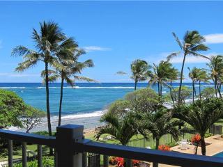 Kapaa Shore Resort #324-OCEANVIEWS, washer/dryer!!
