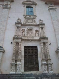 See the fabulous baroque church of Saint Nicola Di Bari at Caramanico