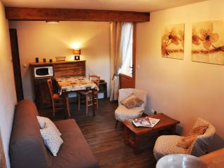 Chalet ground floor Courchevel Praz 32m2