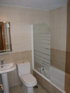 Baño en Suite incluido en Dormitorio Principal