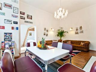 Apartment Comfort Gardenview - up to 7 persons, Berlin