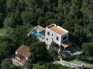 Can Pelat Villa + Guest House - Fantastic Views, Pollença