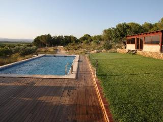 Designer villa with garden and pool, Llíria