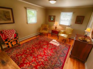 Sitting Area Master Bedroom