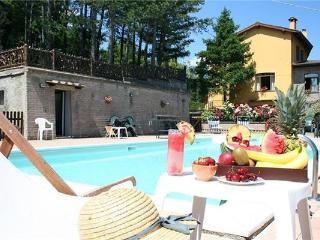 Villa in Anghiari, Tuscany, Italy, Chiaveretto