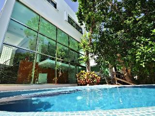 Luxury Playacar villa close to beach, 4 or 5 bdrms, Playa del Carmen